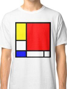 """Hommage to Mondriaan"" Classic T-Shirt"