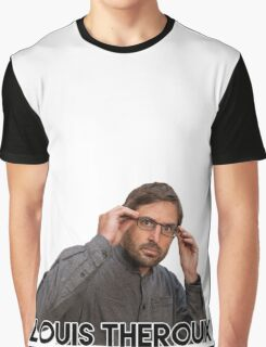 Louis Theroux T Shirt Graphic T-Shirt