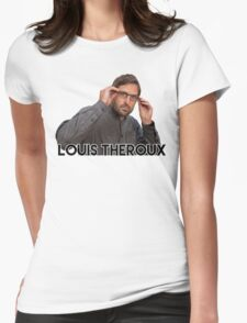 Louis Theroux T Shirt Womens Fitted T-Shirt