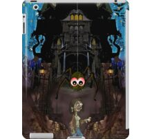 GH7 The Haunted House iPad Case/Skin