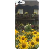 Old Austrian House iPhone Case/Skin