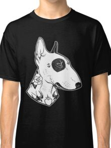 Tattooed Bullterrier Classic T-Shirt