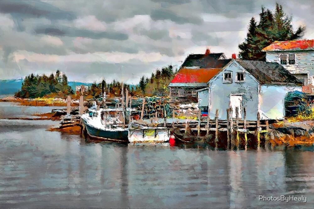 Bush Island - painted by PhotosByHealy