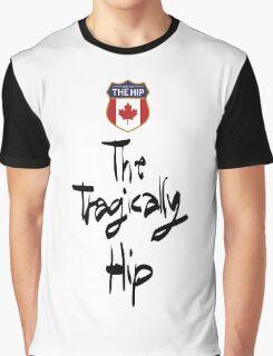 the tragically hip legend logo since 1982 Graphic T-Shirt