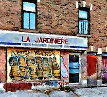 La Jardiniere - painted by PhotosByHealy