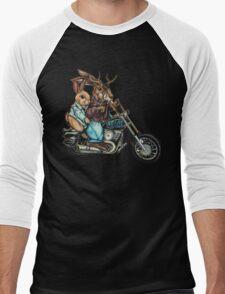 Whose Chopper is This? Men's Baseball ¾ T-Shirt