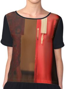 Love, you know, is a funny thing . How to Make a Friend Fall in Love with You ???  Doctor Faustus by Friends. Chiffon Top
