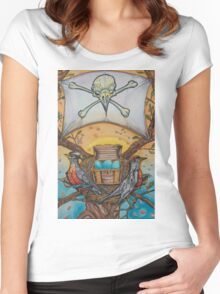 Precious Cargo Women's Fitted Scoop T-Shirt