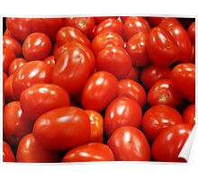 Roma Tomatoes Poster