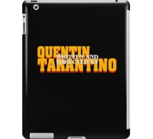 Written and Directed by iPad Case/Skin