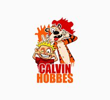 Calvin and Hobbes Time Unisex T-Shirt