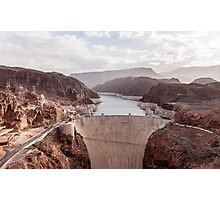 The Hoover Dam Photographic Print