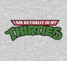 Ninja Thirties Kids Tee