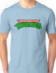 Ninja Thirties Unisex T-Shirt