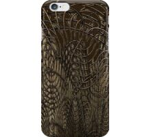 Wire Twist iPhone Case/Skin