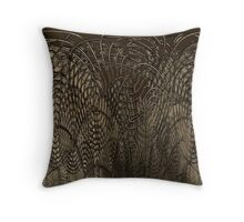 Wire Twist Throw Pillow