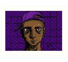 Jeremy Art Print