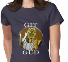 Git Gud Womens Fitted T-Shirt