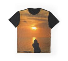 The Lonely Girl Graphic T-Shirt