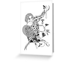 Gorgeous Grace Greeting Card