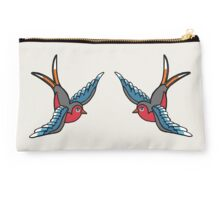 Classic Swallows Tattoo Studio Pouch