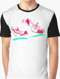 Rockabilly Shoes Graphic T-Shirt
