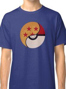 Pokemon DragonBall Fusion  Classic T-Shirt
