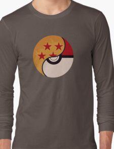 Pokemon DragonBall Fusion  Long Sleeve T-Shirt
