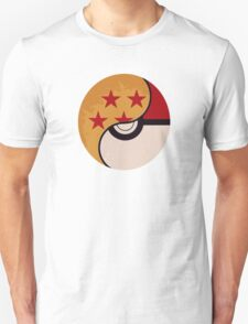 Pokemon DragonBall Fusion  Unisex T-Shirt