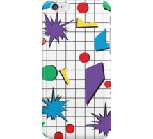 90's pattern iPhone Case/Skin