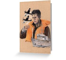 Survival is Victory Greeting Card