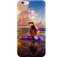 Sunrise Yoga iPhone Case/Skin