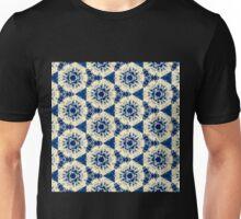 Blue Pattern Unisex T-Shirt