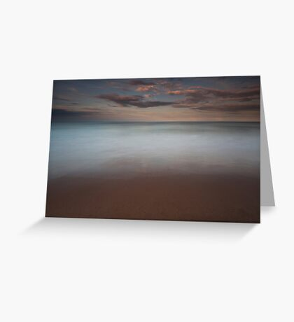montrose beach seascape Greeting Card
