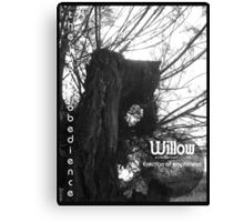 Willow 1 Canvas Print