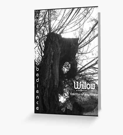 Willow 1 Greeting Card