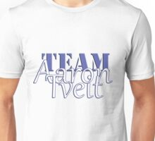 Team Aaron Tveit 2 Unisex T-Shirt