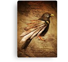 Steampunk bird vol.2 Canvas Print