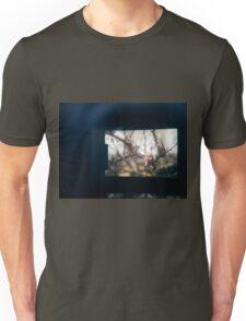 Through the viewfinder - winter blossoms Unisex T-Shirt