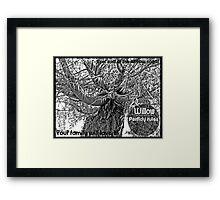 Willow 3 Framed Print