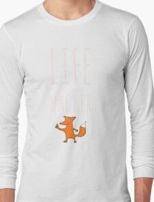 Foxy Life Hack Long Sleeve T-Shirt