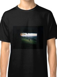 Through the viewfinder - Byron ranges Classic T-Shirt