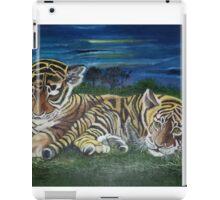 Twilight Tigers iPad Case/Skin
