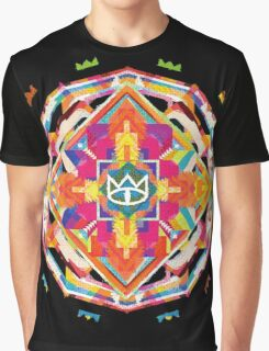 The Cat Empire - Mandala colorful Graphic T-Shirt