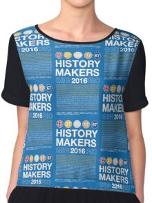History Makers GB 2016 Chiffon Top