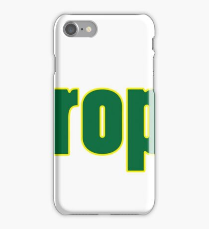 Four Letter Word iPhone Case/Skin
