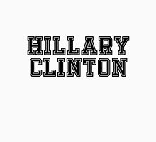 """Hillary Clinton"" Varsity / Collegiate Black Font - Election 2016 Men's Baseball ¾ T-Shirt"