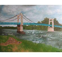 The Creaky Bridge Photographic Print