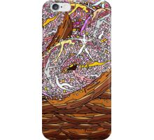 Kamasutra Donut Party Love Parade iPhone Case/Skin
