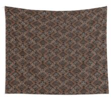 Tribal Pattern 1-1 Wall Tapestry